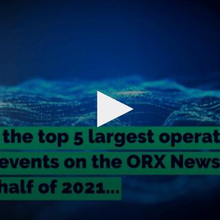 ORX News video: Top 5s Jan-June 2021